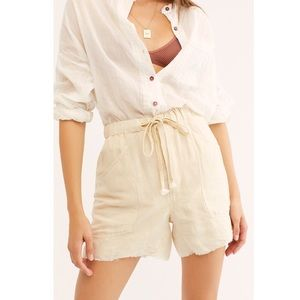 🆕 Free people tomboy short